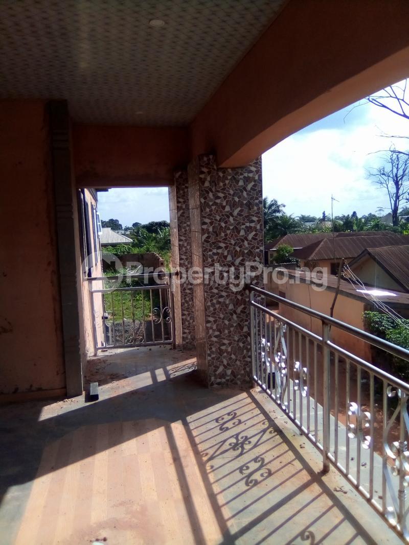 1 bedroom Self Contain for rent Near Aau Main Campus, Ekpoma Esan West Edo - 1