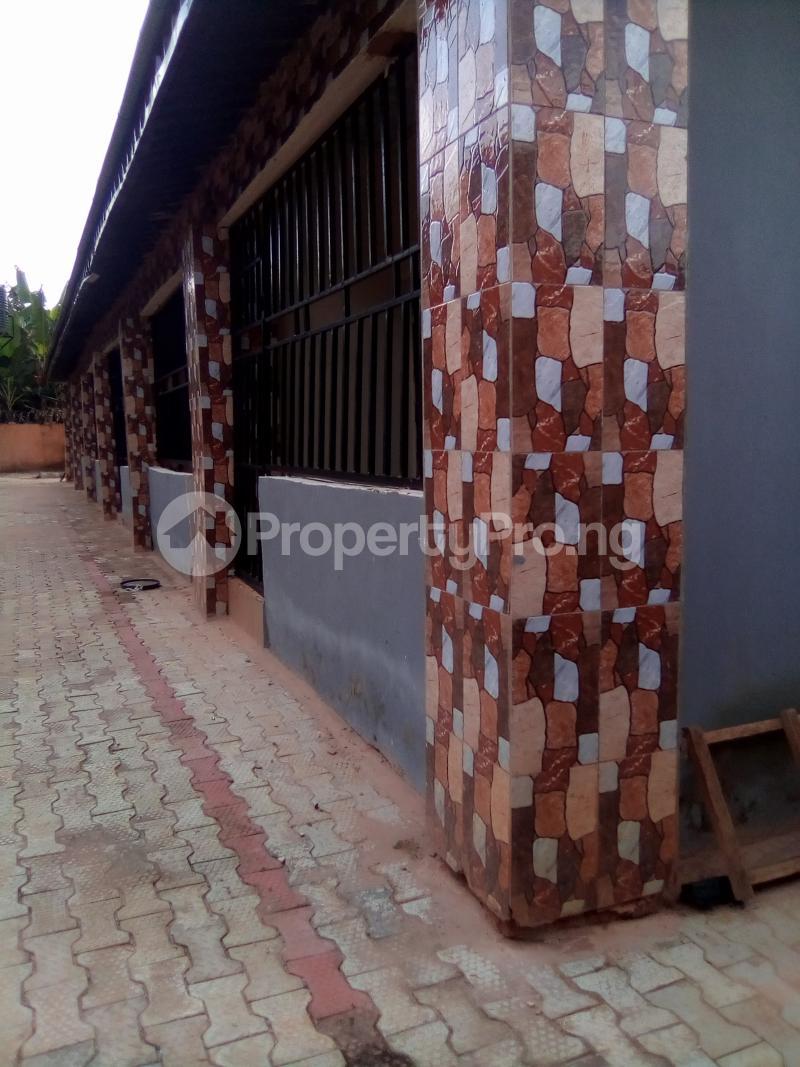 1 bedroom Self Contain for rent Opposite College Of Medicine, Ekpoma Esan West Edo - 0