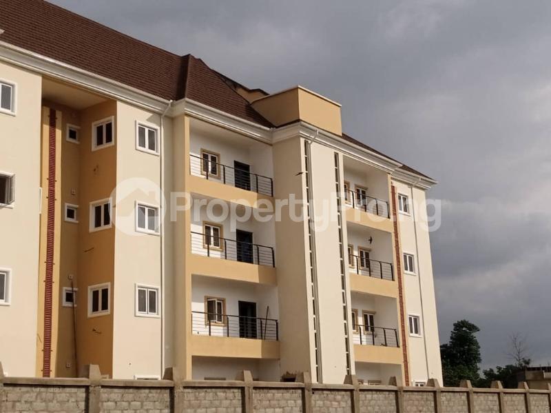 2 bedroom Mini flat for rent By Ics International School By Jabi Airport Road Dakibiyu Abuja - 20