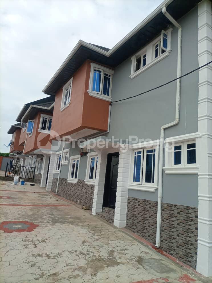 3 bedroom Semi Detached Duplex for rent Oritamerin, Elebu Ibadan Oyo - 0