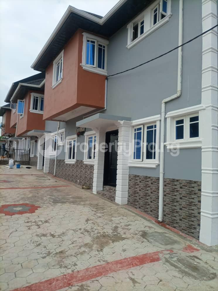 3 bedroom Semi Detached Duplex for rent Oritamerin, Elebu Ibadan Oyo - 1