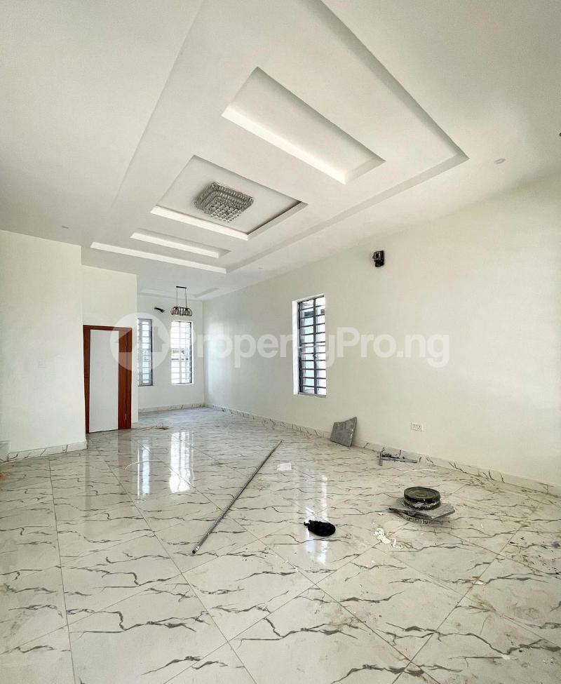 4 bedroom Terraced Duplex for sale 2nd Tollgate chevron Lekki Lagos - 1
