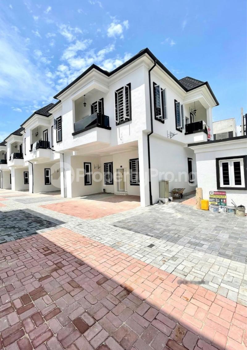 4 bedroom Terraced Duplex for sale 2nd Tollgate chevron Lekki Lagos - 0