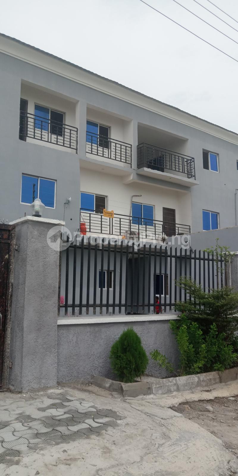 1 bedroom Mini flat for shortlet No 1 Light House Street Olokonla Ajah Lagos - 2
