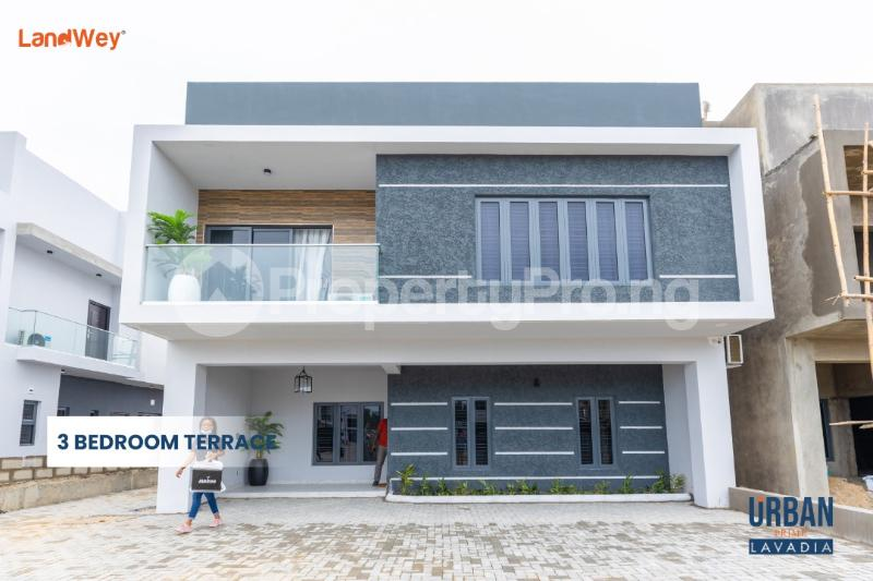 3 bedroom House for sale Abraham adesanya, off ogombo road lekki-Ajah Abraham adesanya estate Ajah Lagos - 0