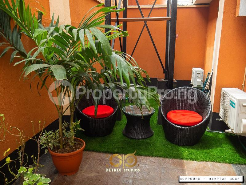 1 bedroom Flat / Apartment for rent Airport Junction Ajao Estate Isolo Lagos - 0