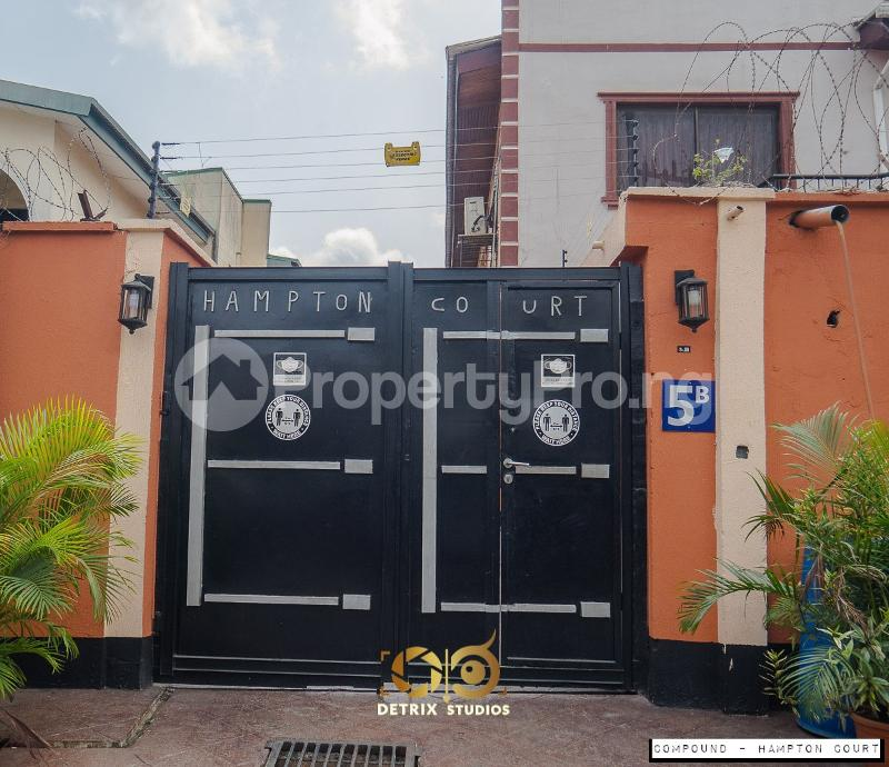 1 bedroom Flat / Apartment for rent Airport Junction Ajao Estate Isolo Lagos - 1