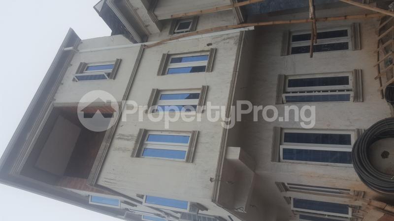 2 bedroom Flat / Apartment for rent Unity Estate Egbeda Alimosho Lagos - 1