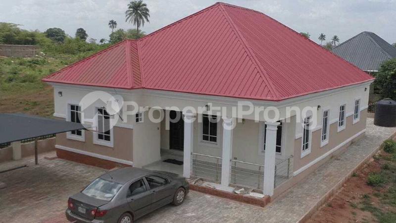 3 bedroom Detached Bungalow House for sale Along Asaba Benin Express way  Asaba Delta - 0