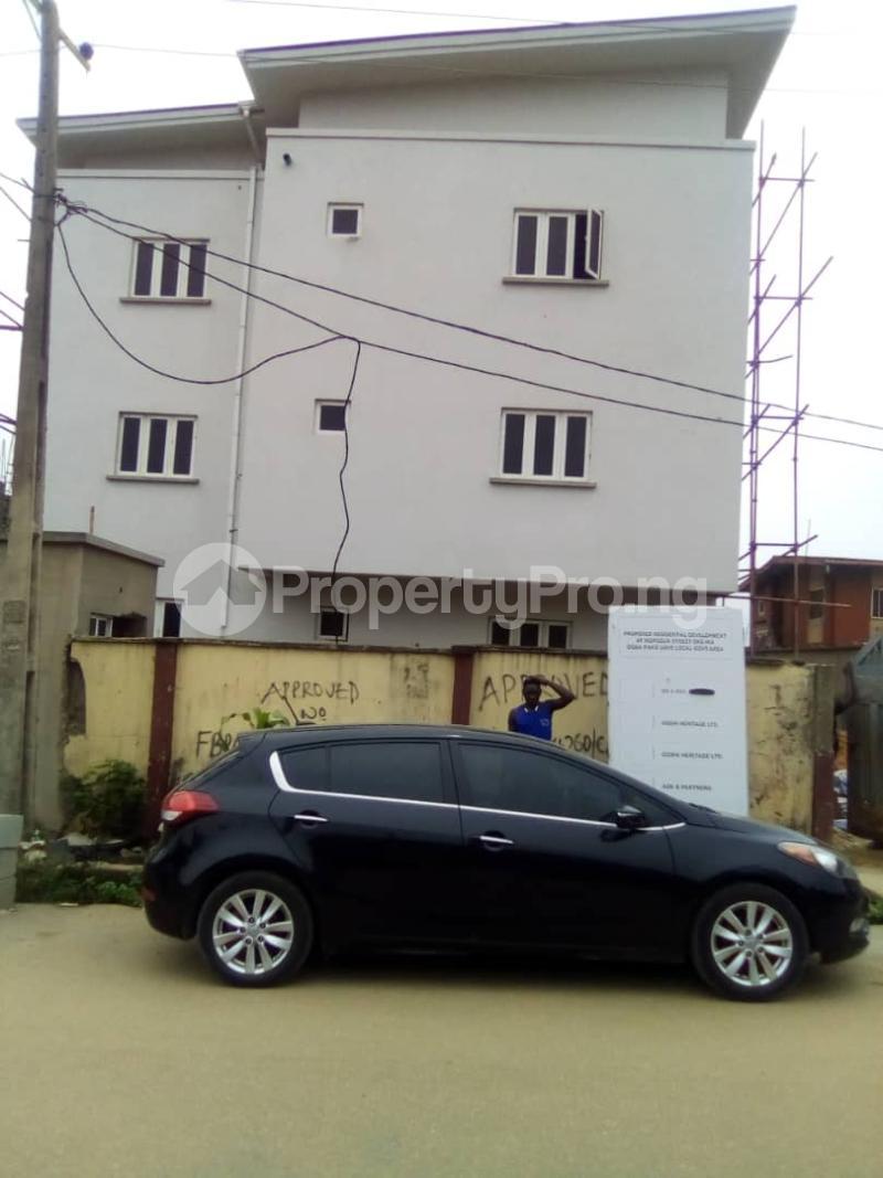 3 bedroom Flat / Apartment for rent Ogba Oke-Ira Ogba Lagos - 0