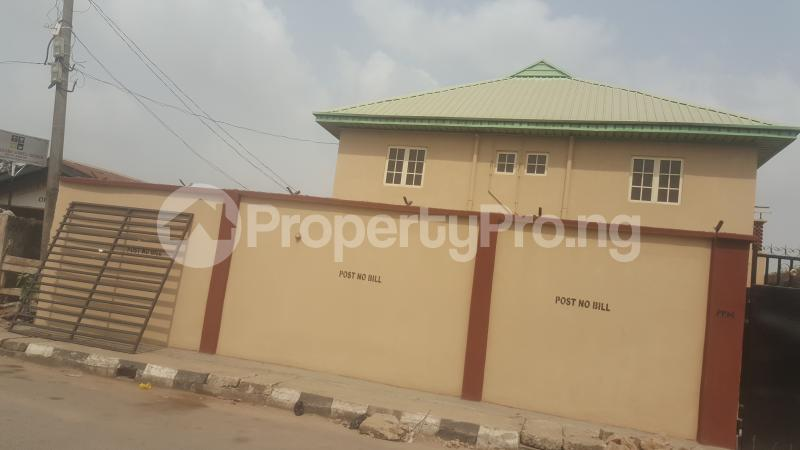 3 bedroom Flat / Apartment for rent Onipetesi Estate Mangoro Ikeja Lagos - 7
