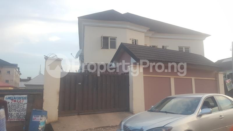 3 bedroom House for rent Rich Fields Estate Ajao Ajao Estate Isolo Lagos - 0