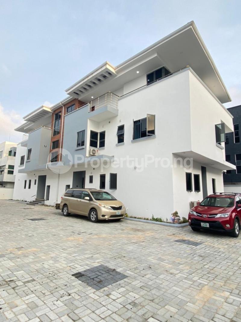 4 bedroom Semi Detached Duplex for sale Lekki Phase 1 Ikate Lekki Lagos - 0