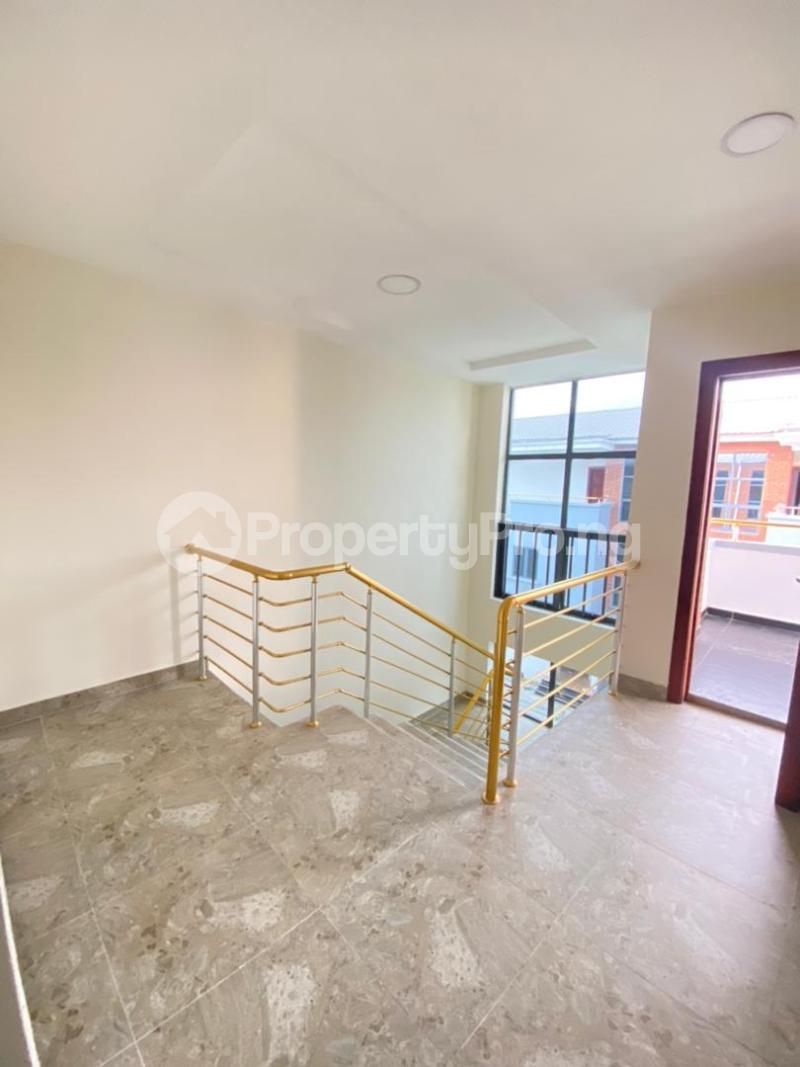 4 bedroom Semi Detached Duplex for sale Lekki Phase 1 Ikate Lekki Lagos - 9