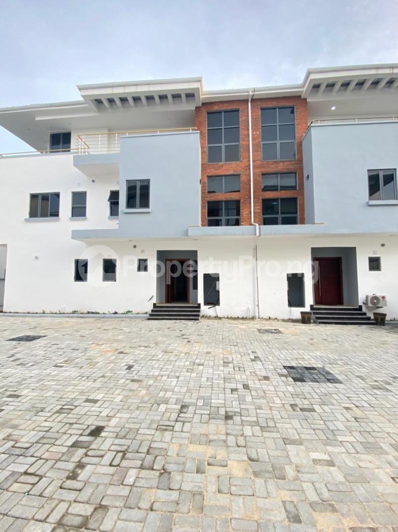 4 bedroom Semi Detached Duplex for sale Lekki Phase 1 Ikate Lekki Lagos - 2