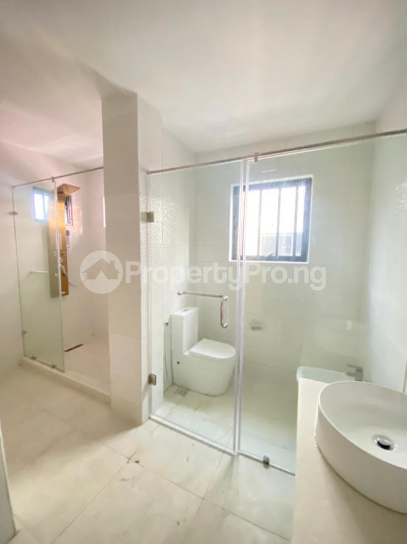 4 bedroom Semi Detached Duplex for sale Lekki Phase 1 Ikate Lekki Lagos - 12