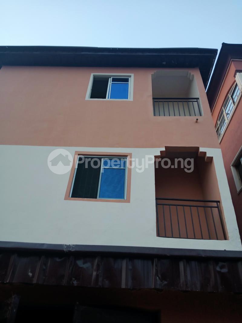1 bedroom mini flat  Mini flat Flat / Apartment for rent Onike-Onike Onike Yaba Lagos - 1