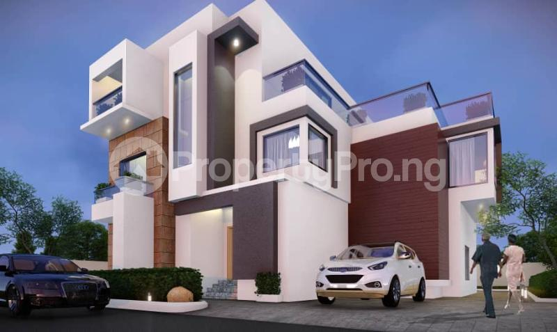 5 bedroom Detached Duplex House for sale Plot BO6/1331, Mabushi district, by Ministers Quarters, Fct-Abuja Mabushi Abuja - 0