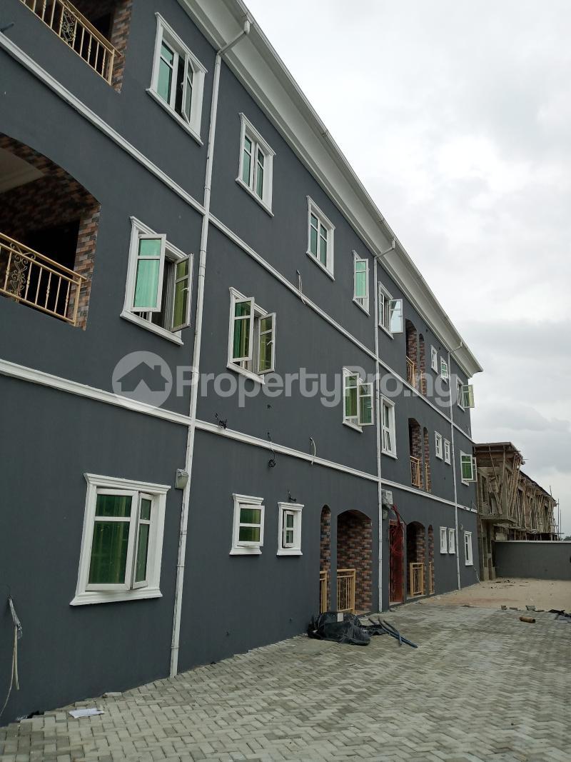2 bedroom Flat / Apartment for rent University View Estate Opposite Lagos Business School Olokonla Ajah Lagos - 1