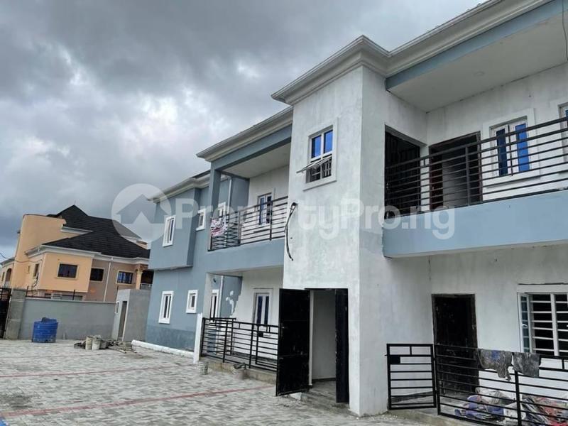 1 bedroom mini flat  Mini flat Flat / Apartment for rent Off Ben Idoma Street Oshoke Seaside Estate Badore Ajah Lagos Badore Ajah Lagos - 0