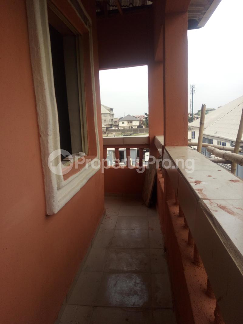1 bedroom mini flat  Mini flat Flat / Apartment for rent Marcity bustop Ago palace Okota Lagos - 1
