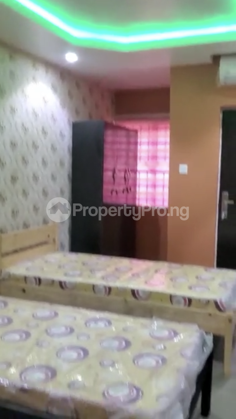 Self Contain Flat / Apartment for rent Off Unilag Road Yaba Abuleoga Nice Compound And Gated Compound Abule-Oja Yaba Lagos - 0