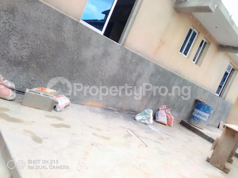 1 bedroom mini flat  Self Contain Flat / Apartment for rent Abuleijesha area Abule-Ijesha Yaba Lagos - 1