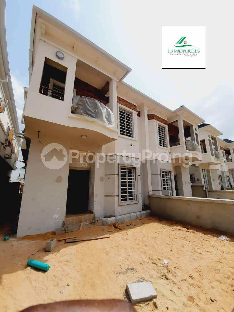 4 bedroom Semi Detached Duplex House for sale Orchid Road Lekki Phase 2 Lekki Lagos - 1