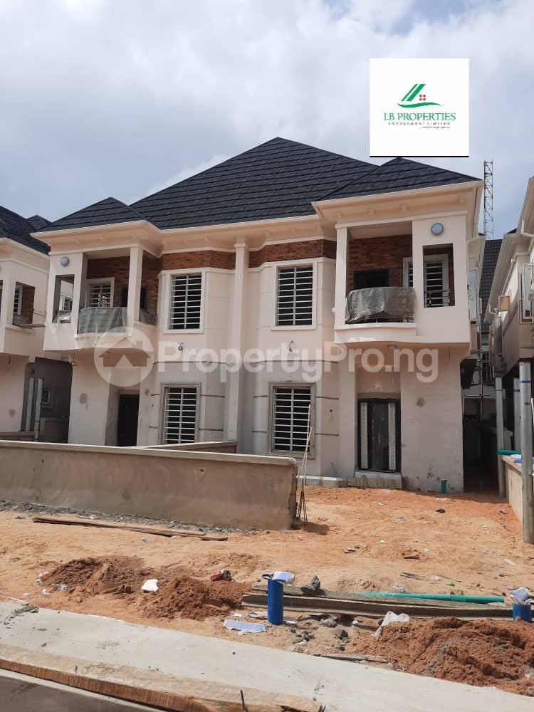 4 bedroom Semi Detached Duplex House for sale Orchid Road Lekki Phase 2 Lekki Lagos - 0