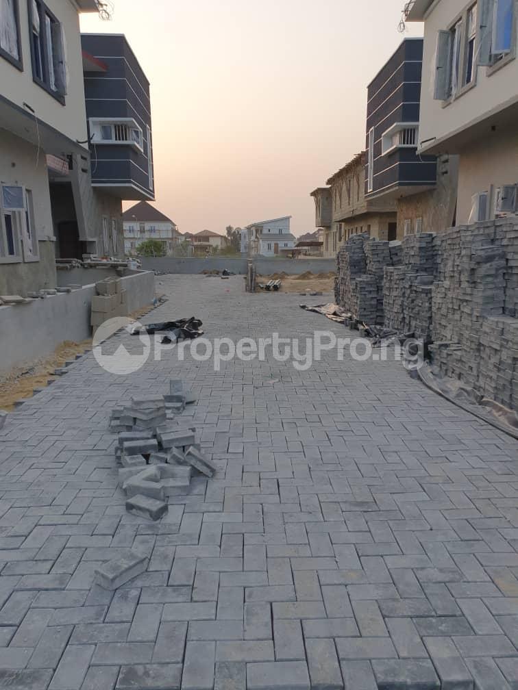 4 bedroom Semi Detached Duplex House for sale Buena Vista Estate By Chevron Toll Gate, By Orchid Hotel Road. chevron Lekki Lagos - 5