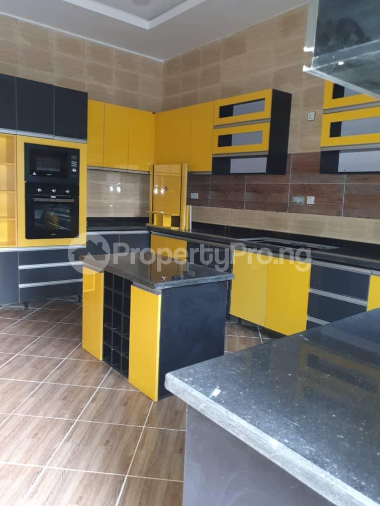 4 bedroom Semi Detached Duplex House for sale Buena Vista Estate By Chevron Toll Gate, By Orchid Hotel Road. chevron Lekki Lagos - 10
