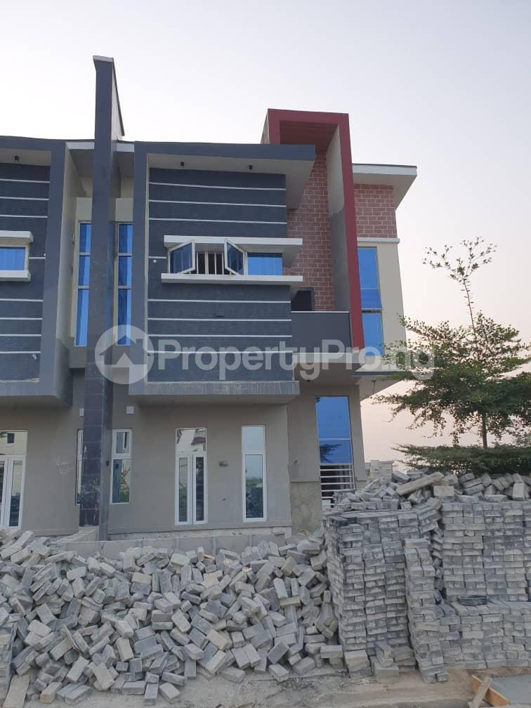 4 bedroom Semi Detached Duplex House for sale Buena Vista Estate By Chevron Toll Gate, By Orchid Hotel Road. chevron Lekki Lagos - 11