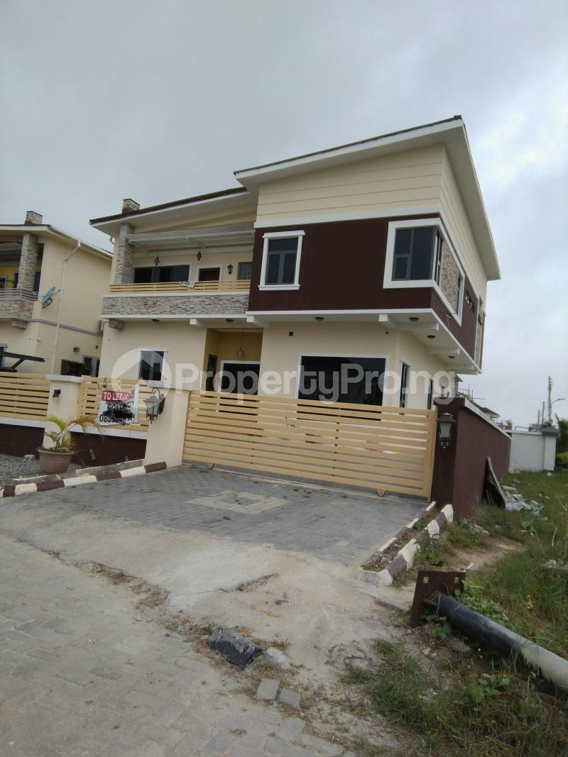 4 bedroom Detached Duplex House for rent Lakeview Park II Estate Lekki Lagos - 0