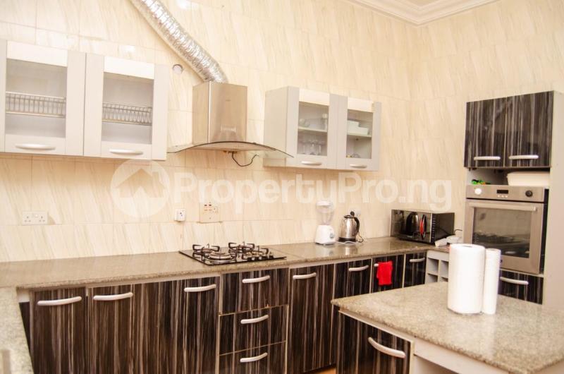 5 bedroom Detached Duplex House for shortlet Bridge gate estate Agungi Lekki Lagos - 5