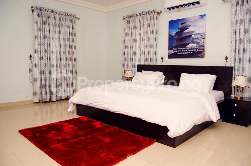 5 bedroom Detached Duplex House for shortlet Bridge gate estate Agungi Lekki Lagos - 2