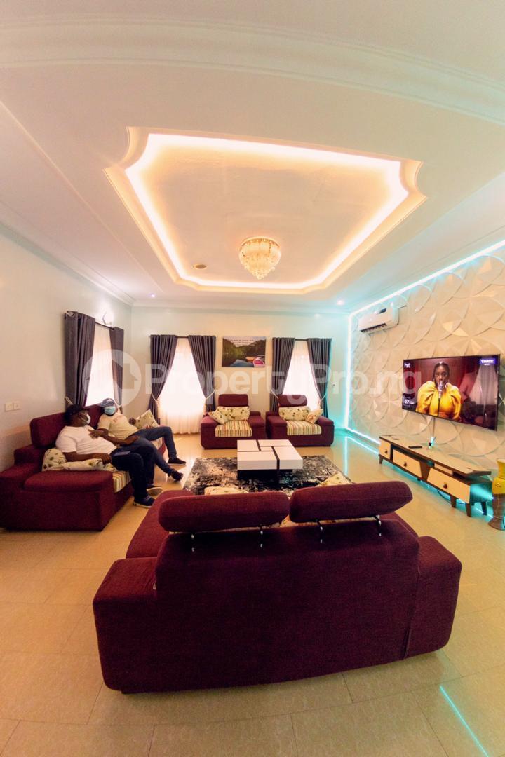 5 bedroom Detached Duplex House for shortlet Bridge gate estate Agungi Lekki Lagos - 6