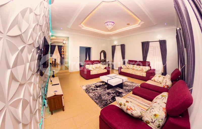 5 bedroom Detached Duplex House for shortlet Bridge gate estate Agungi Lekki Lagos - 9