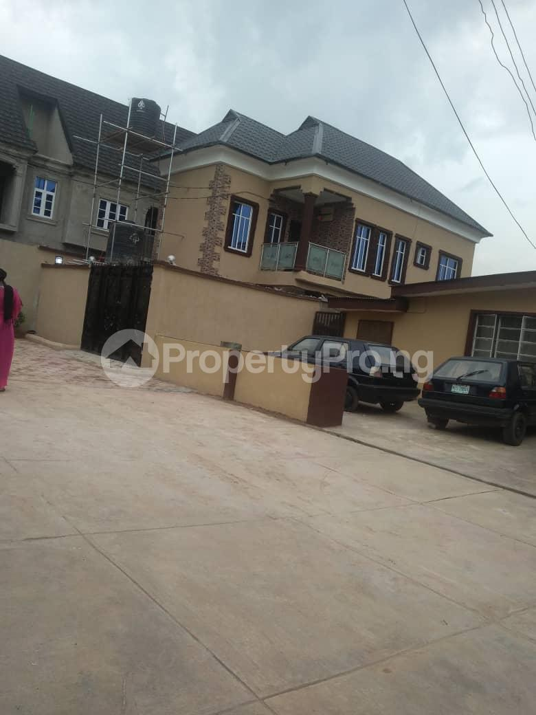 1 bedroom mini flat  Mini flat Flat / Apartment for rent in an estate with excellent security not far from fagba Fagba Agege Lagos - 4