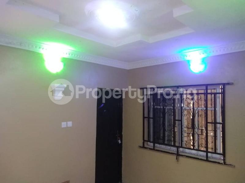 1 bedroom mini flat  Mini flat Flat / Apartment for rent in an estate with excellent security not far from fagba Fagba Agege Lagos - 0