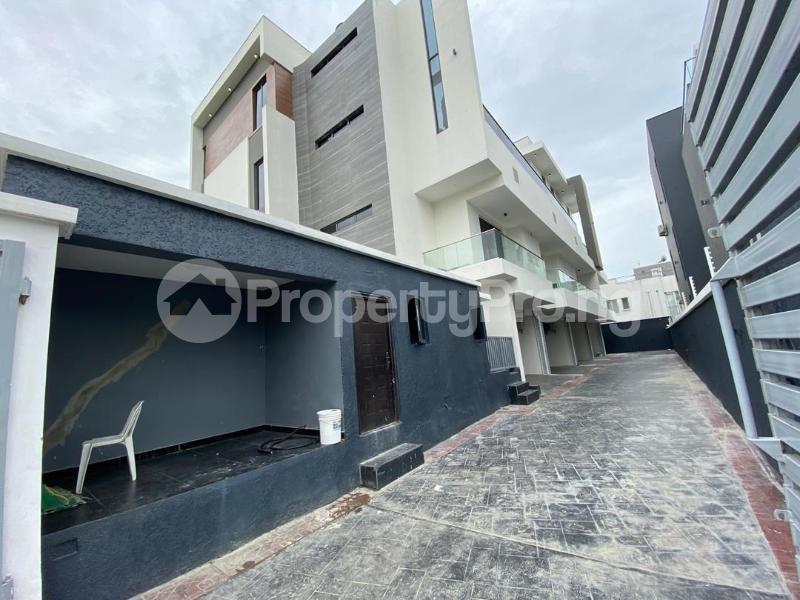 3 bedroom Terraced Duplex House for sale Banana island  Banana Island Ikoyi Lagos - 9