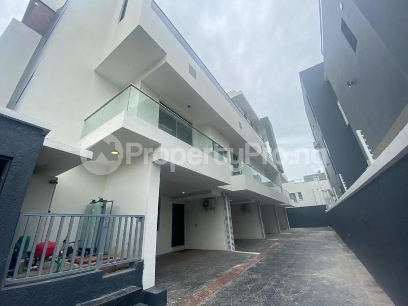 3 bedroom Terraced Duplex House for sale Banana island  Banana Island Ikoyi Lagos - 1