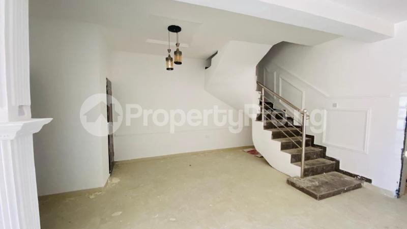 4 bedroom Terraced Duplex House for rent Off Eletu Estate Osapa london Lekki Lagos - 6
