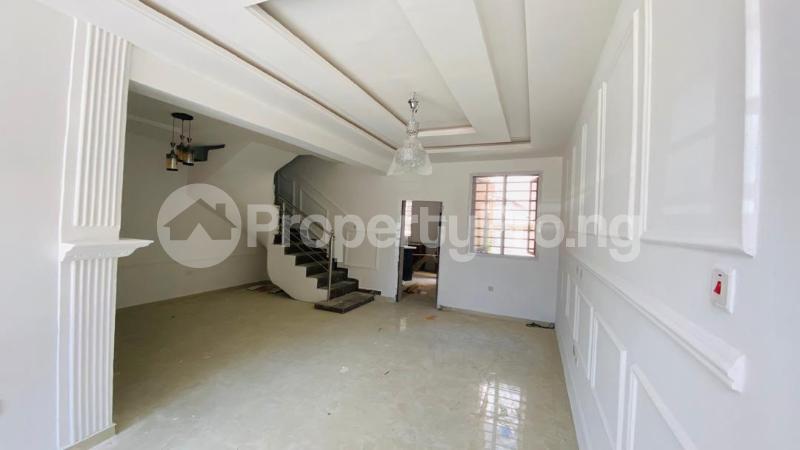 4 bedroom Terraced Duplex House for rent Off Eletu Estate Osapa london Lekki Lagos - 7