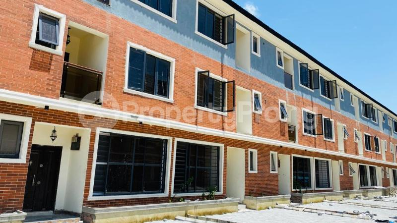 4 bedroom Terraced Duplex House for rent Off Eletu Estate Osapa london Lekki Lagos - 0