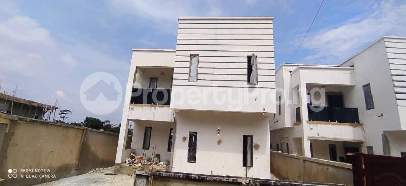 4 bedroom Detached Duplex House for sale Royal estate, Aga. Ebute Ikorodu Lagos - 0