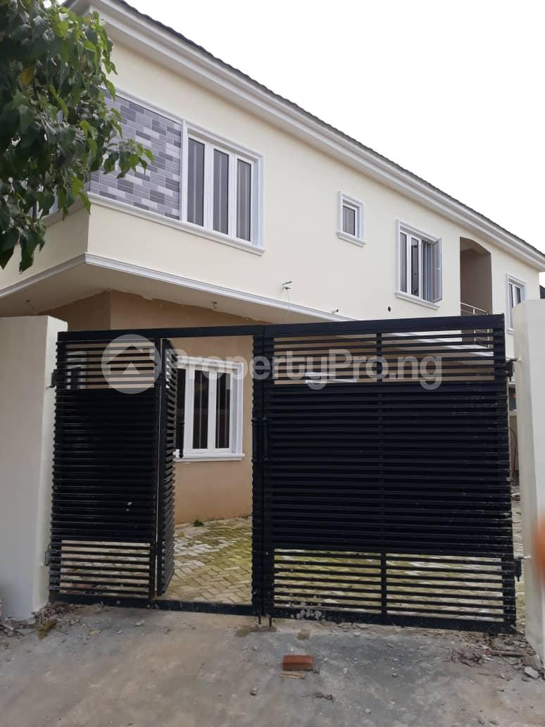 4 bedroom Semi Detached Duplex House for sale - Magodo GRA Phase 1 Ojodu Lagos - 1