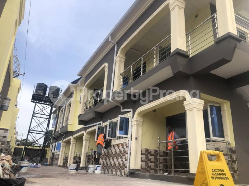 2 bedroom Blocks of Flats for rent Ganiyu Bello Street Felele Ibadan Challenge Ibadan Oyo - 2