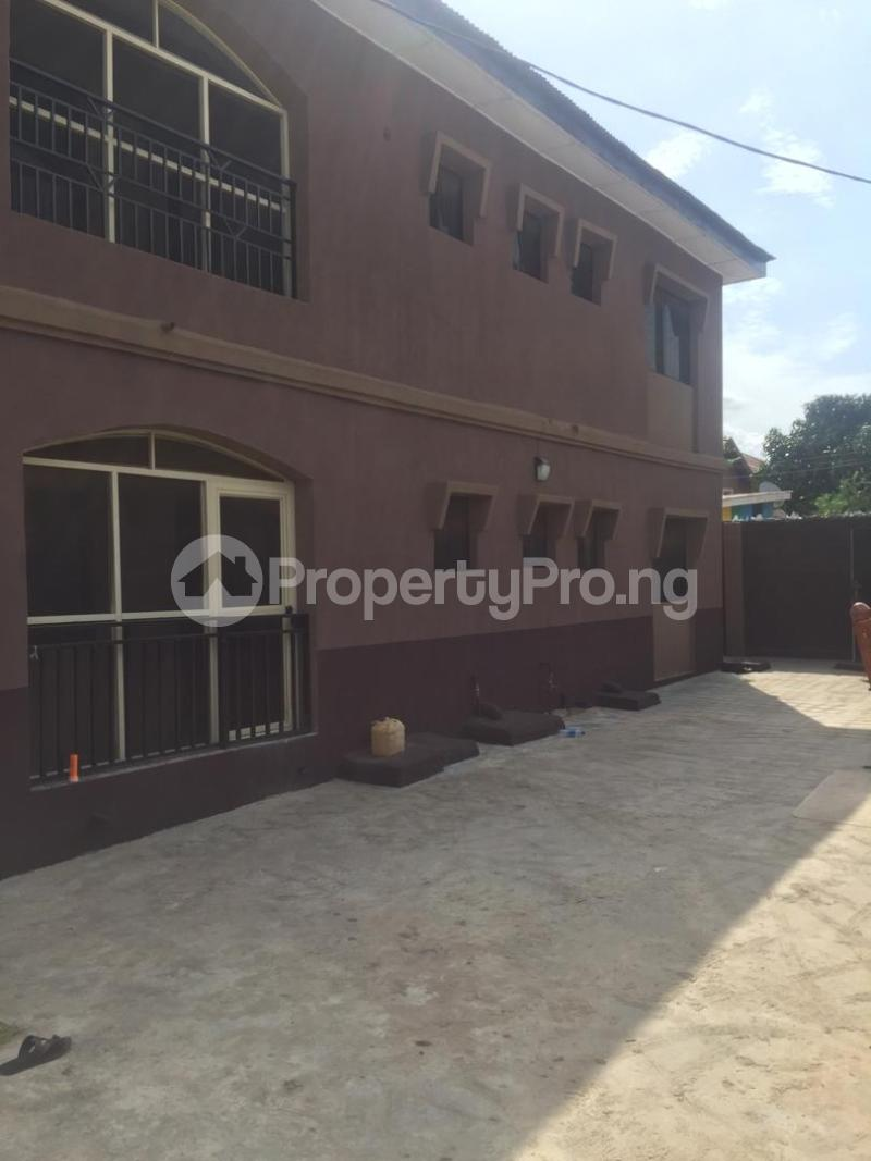 2 bedroom Flat / Apartment for rent ---- Soluyi Gbagada Lagos - 0