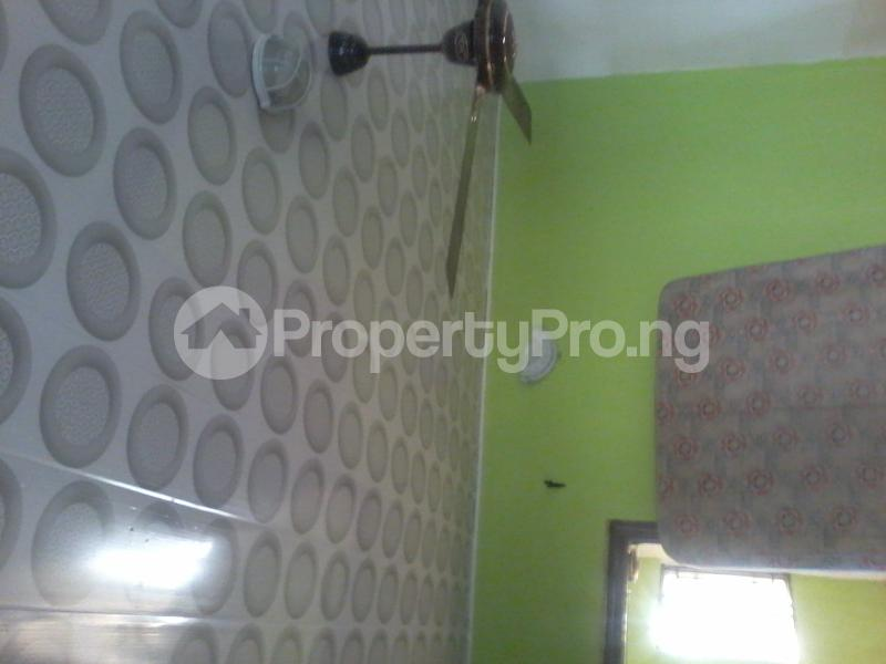 1 bedroom mini flat  Mini flat Flat / Apartment for rent an estate not far from college riad,ogba  Ifako-ogba Ogba Lagos - 2