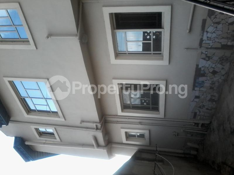 1 bedroom mini flat  Mini flat Flat / Apartment for rent an estate not far from college riad,ogba  Ifako-ogba Ogba Lagos - 1